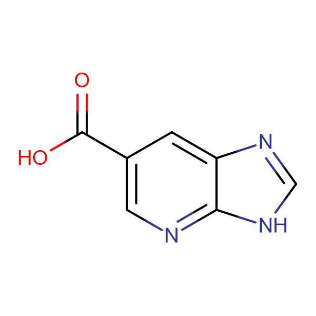 3H-Imidazo[4,5-b]pyridine-6-carboxylic acid