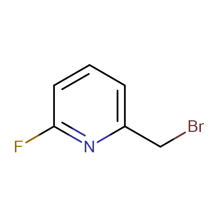 2-(Bromomethyl)-6-fluoropyridine