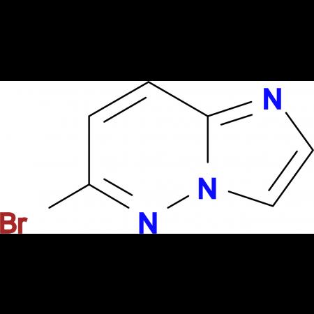 6-Bromoimidazo[1,2-b]pyridazine