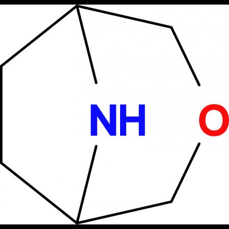 3-Oxa-8-aza-bicyclo[3.2.1]octane
