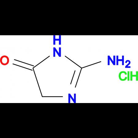 2-Amino-1H-imidazol-5(4H)-one hydrochloride
