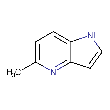 5-Methyl-1H-pyrrolo[3,2-b]pyridine