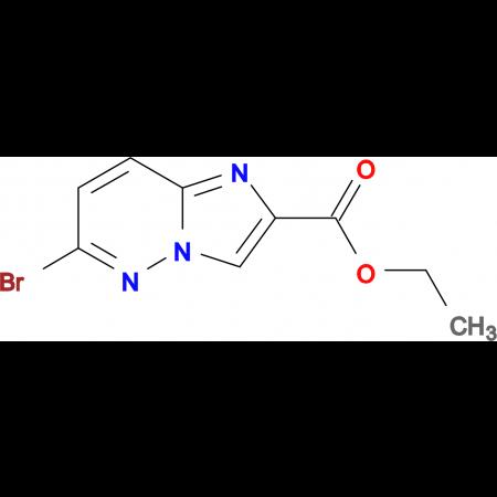Ethyl 6-bromoimidazo[1,2-b]pyridazine-2-carboxylate