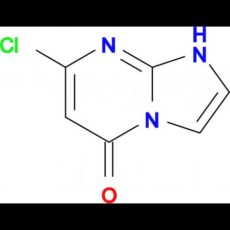 7-Chloroimidazo[1,2-a]pyrimidin-5(1H)-one