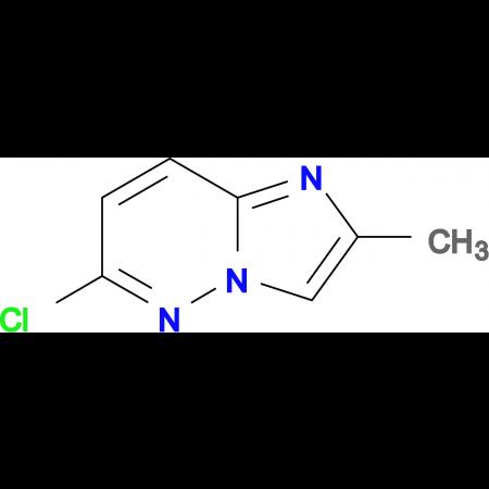 6-Chloro-2-methylimidazo[1,2-b]pyridazine