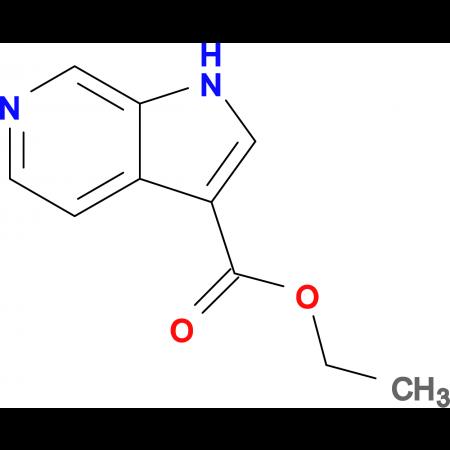 Ethyl 1H-pyrrolo[2,3-c]pyridine-3-carboxylate