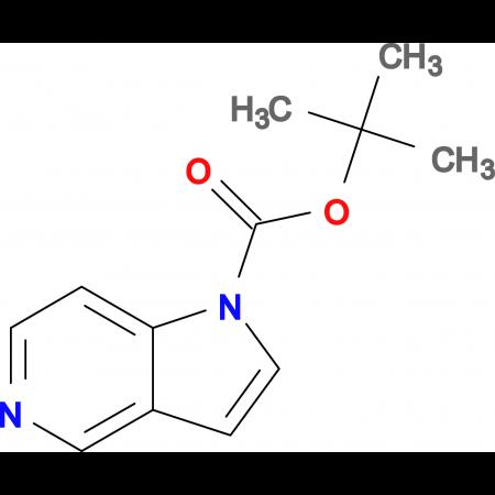 tert-Butyl 1H-pyrrolo[3,2-c]pyridine-1-carboxylate