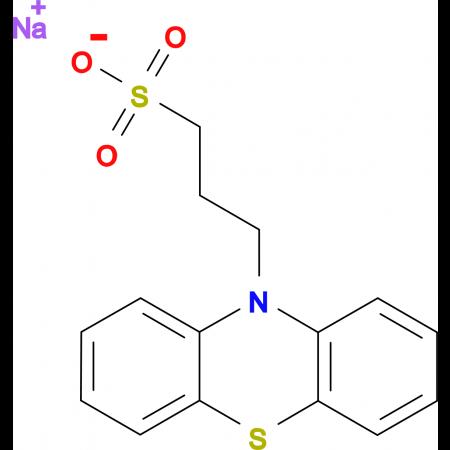 Sodium 3-(10H-phenothiazin-10-yl)propane-1-sulfonate