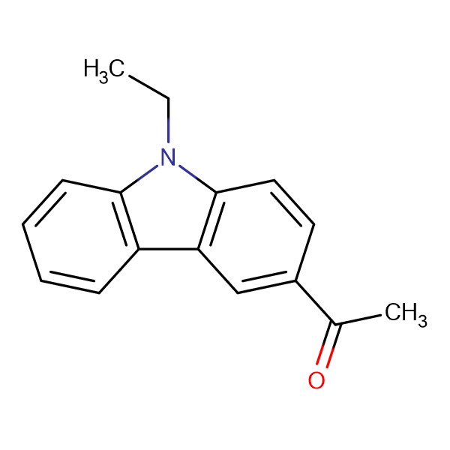 1-(9-Ethyl-9H-carbazol-3-yl)ethanone