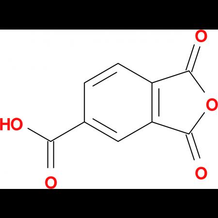 1,3-Dioxo-1,3-dihydroisobenzofuran-5-carboxylic acid