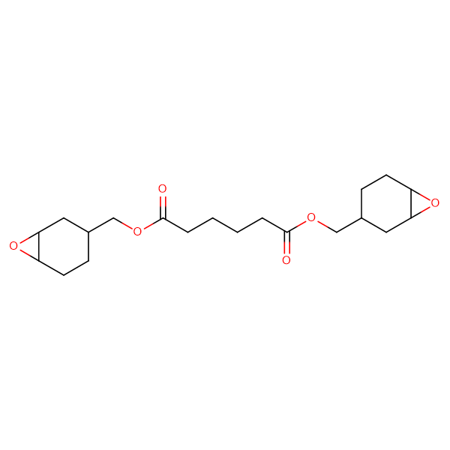 Bis(7-oxabicyclo[4.1.0]heptan-3-ylmethyl) adipate