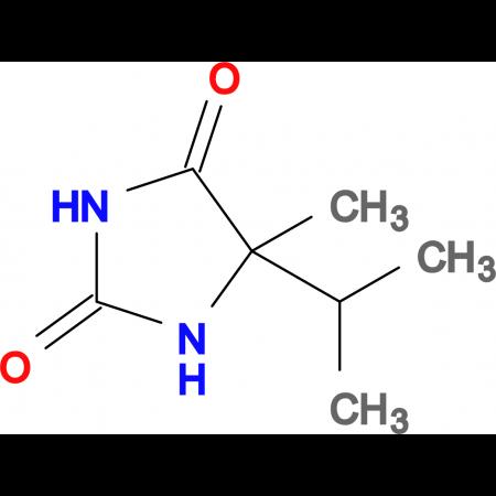 5-Isopropyl-5-methylimidazolidine-2,4-dione