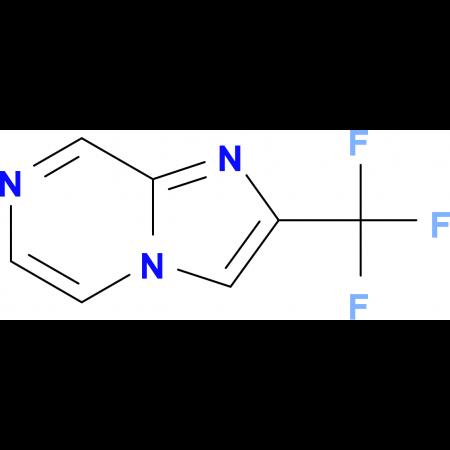 2-(Trifluoromethyl)imidazo[1,2-a]pyrazine