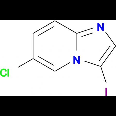 6-Chloro-3-iodoimidazo[1,2-a]pyridine