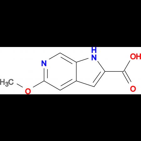 5-Methoxy-1H-pyrrolo[2,3-c]pyridine-2-carboxylic acid