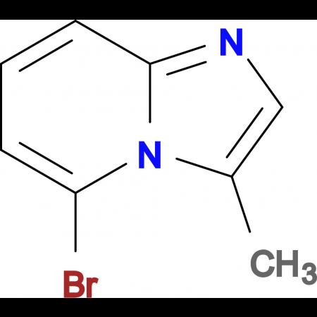 5-Bromo-3-methylimidazo[1,2-a]pyridine