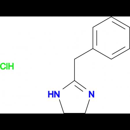 2-Benzyl-4,5-dihydro-1H-imidazole hydrochloride