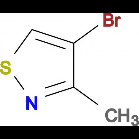 4-Bromo-3-methylisothiazole