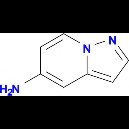 Pyrazolo[1,5-a]pyridin-5-amine