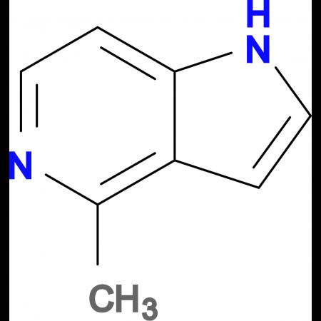 4-Methyl-1H-pyrrolo[3,2-c]pyridine