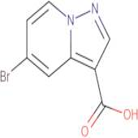 5-Bromopyrazolo[1,5-a]pyridine-3-carboxylic acid