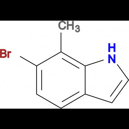 6-Bromo-7-methyl-1H-indole