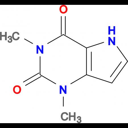 1,3-Dimethyl-1H-pyrrolo[3,2-d]pyrimidine-2,4(3H,5H)-dione