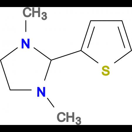 1,3-Dimethyl-2-(thiophen-2-yl)imidazolidine