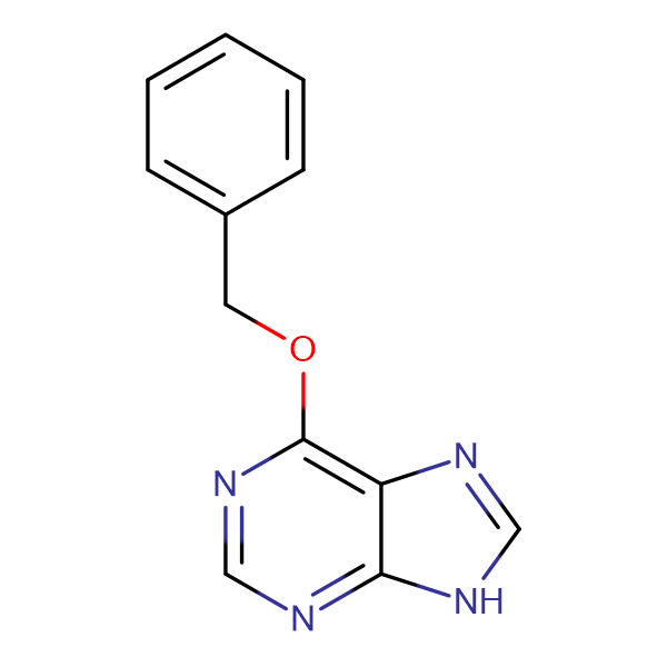 6-(Benzyloxy)-9H-purine