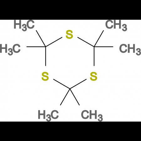2,2,4,4,6,6-Hexamethyl-1,3,5-trithiane
