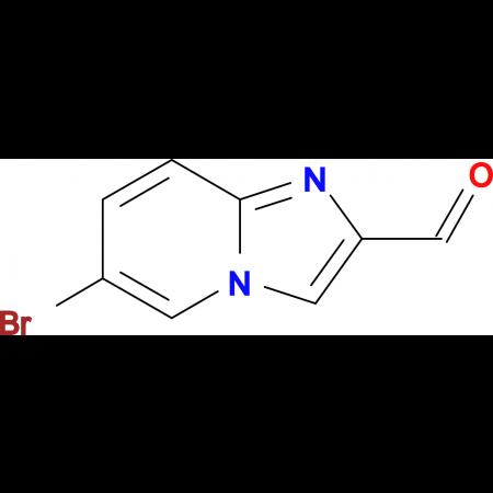 6-Bromoimidazo[1,2-a]pyridine-2-carbaldehyde
