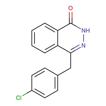 4-(4-Chlorobenzyl)phthalazin-1(2H)-one