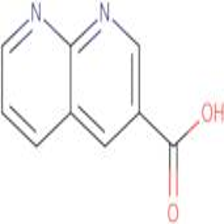 1,8-Naphthyridine-3-carboxylic acid