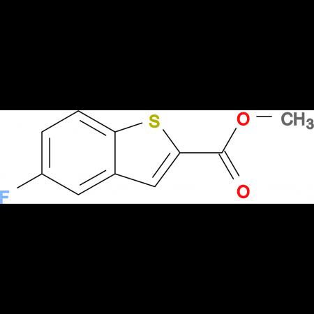 Methyl 5-fluorobenzo[b]thiophene-2-carboxylate