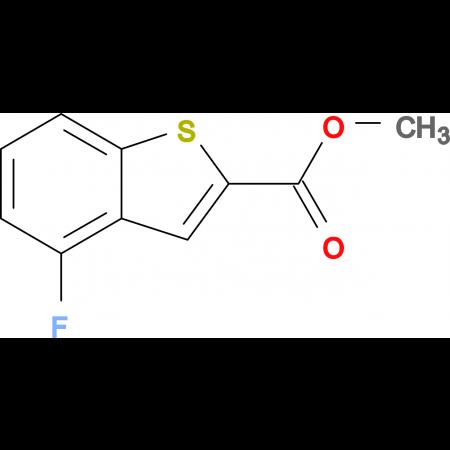 Methyl 4-fluorobenzo[b]thiophene-2-carboxylate