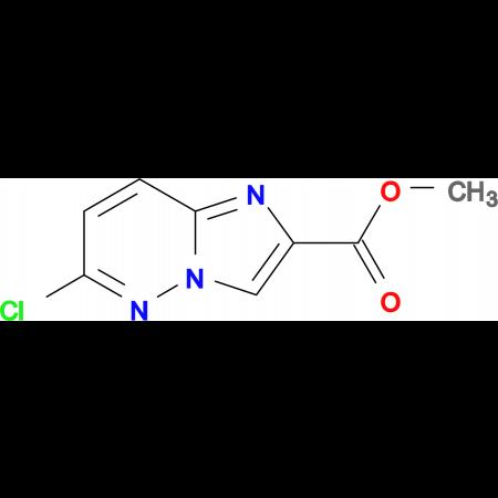 Methyl 6-chloroimidazo[1,2-b]pyridazine-2-carboxylate