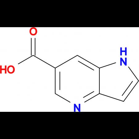 1H-Pyrrolo[3,2-b]pyridine-6-carboxylic acid