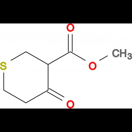 Methyl 4-oxotetrahydro-2H-thiopyran-3-carboxylate