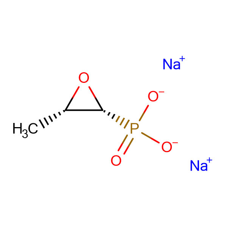 Sodium ((2S,3R)-3-methyloxiran-2-yl)phosphonate