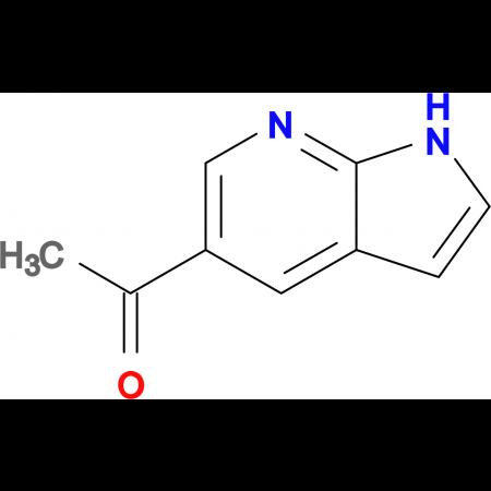 1-(1H-Pyrrolo[2,3-b]pyridin-5-yl)ethanone