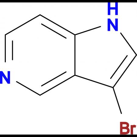 3-Bromo-1H-pyrrolo[3,2-c]pyridine