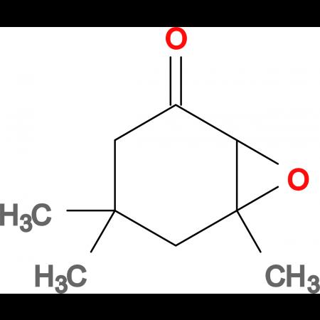 4,4,6-Trimethyl-7-oxabicyclo[4.1.0]heptan-2-one