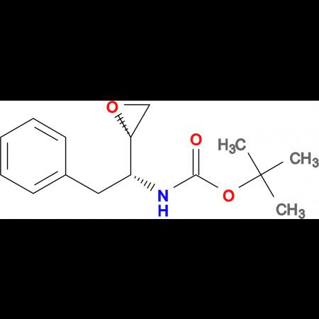 tert-Butyl ((R)-1-((S)-oxiran-2-yl)-2-phenylethyl)carbamate