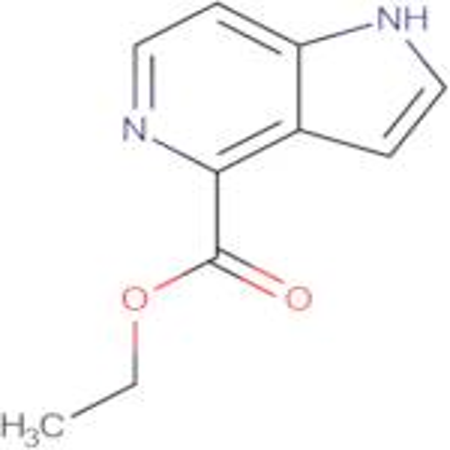 Ethyl 1H-pyrrolo[3,2-c]pyridine-4-carboxylate