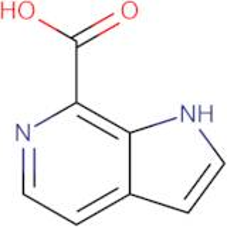 1H-Pyrrolo[2,3-c]pyridine-7-carboxylic acid