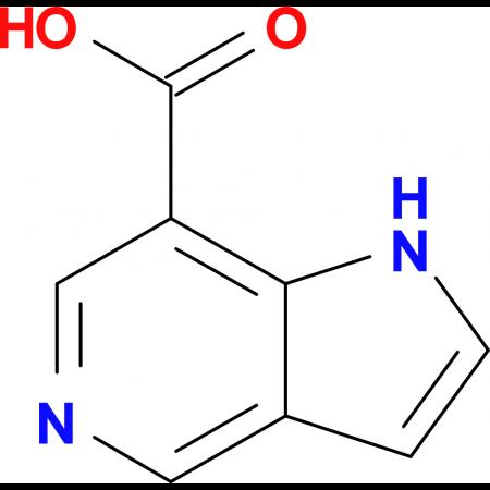 1H-Pyrrolo[3,2-c]pyridine-7-carboxylic acid