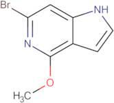 6-Bromo-4-methoxy-1H-pyrrolo[3,2-c]pyridine