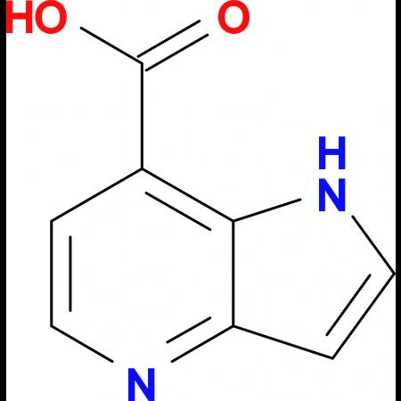 1H-Pyrrolo[3,2-b]pyridine-7-carboxylic acid