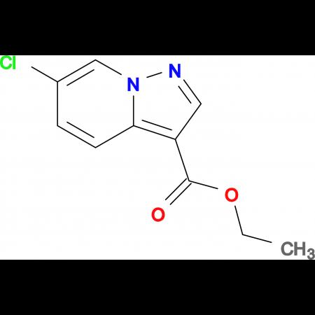 Ethyl 6-chloropyrazolo[1,5-a]pyridine-3-carboxylate