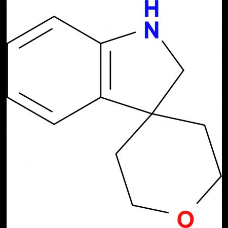 2',3',5',6'-Tetrahydrospiro[indoline-3,4'-pyran]